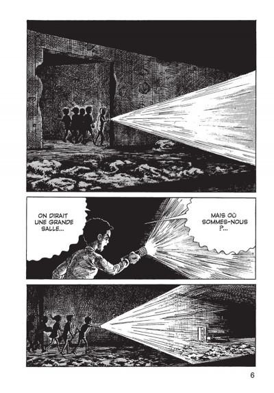 Page 5 l'école emportée tome 5