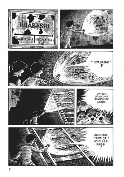 Page 6 l'école emportée tome 5
