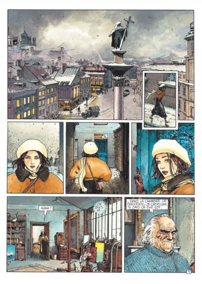 Page 1 le maître de peinture tome 3 - premier concert