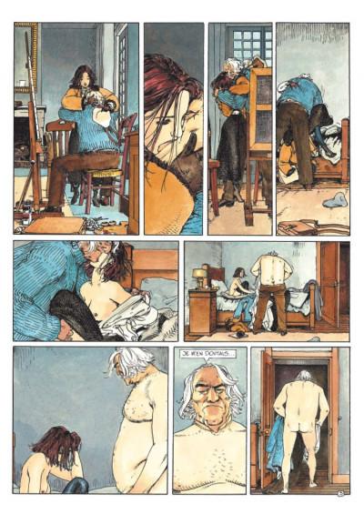 Page 3 le maître de peinture tome 3 - premier concert