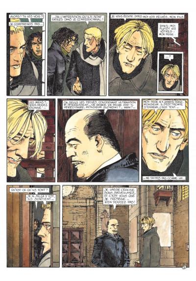 Page 5 le maître de peinture tome 3 - premier concert