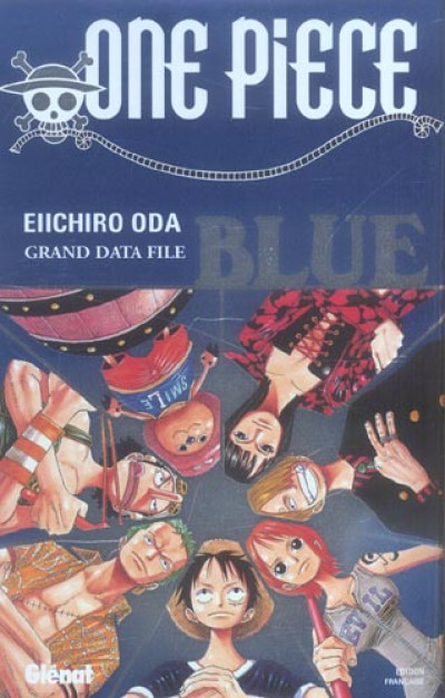 Couverture One piece blue - Grand data file