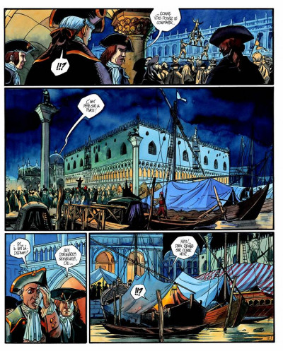 Page 2 giacomo c. tome 15 - la chanson des guenilles