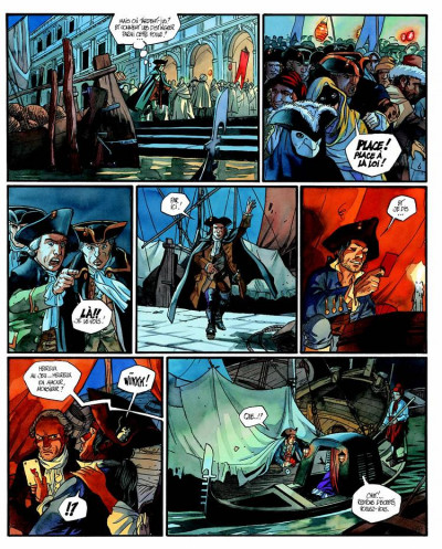 Page 4 giacomo c. tome 15 - la chanson des guenilles