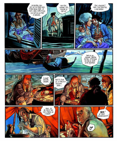 Page 5 giacomo c. tome 15 - la chanson des guenilles
