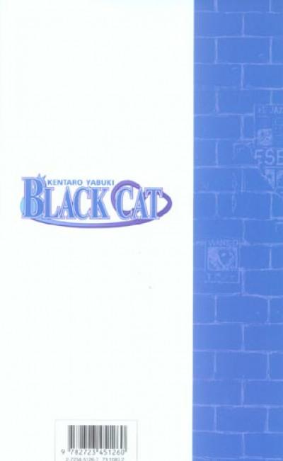 Dos black cat tome 18 - guidés par la lumière
