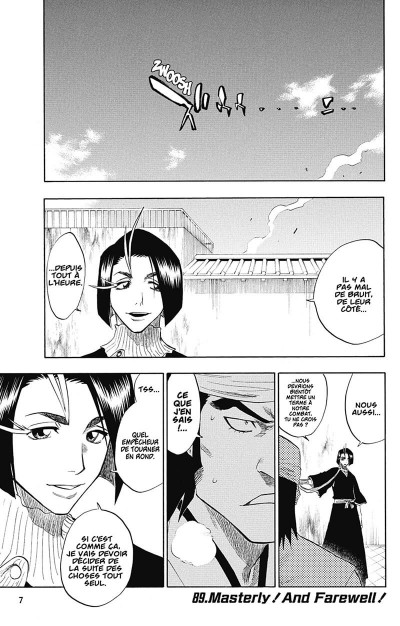 Page 8 bleach tome 11 - a star and a stray dog