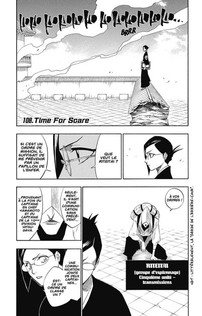 Page 8 bleach tome 13 - the undead