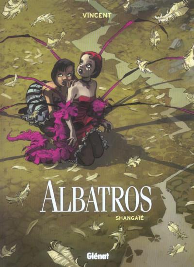 image de albatros tome 1 - shangaie