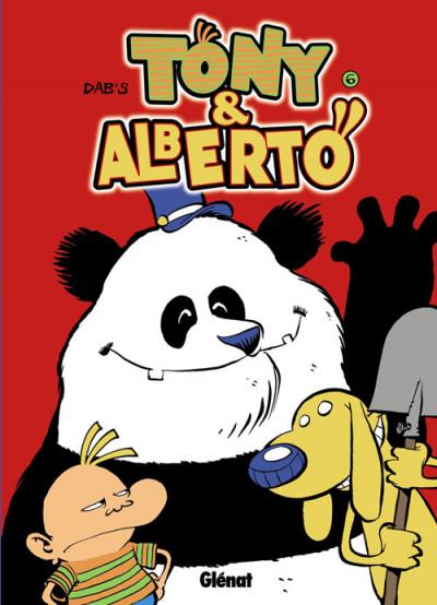 image de tony et alberto tome 6 - pandi, panda