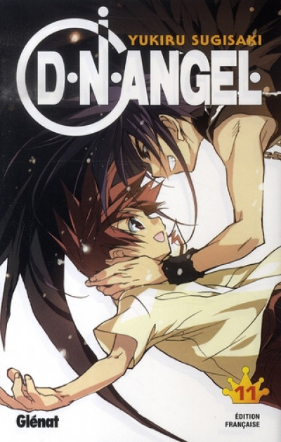 Couverture d.n.angel tome 11