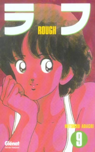 Couverture rough tome 9