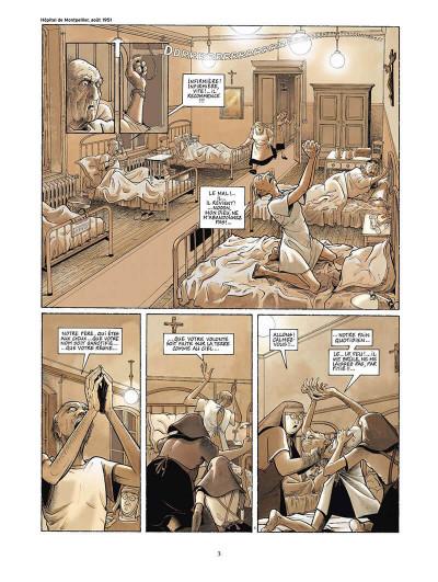 Page 4 le mal tome 1 - l'oeil du mur