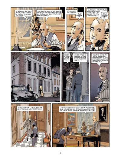 Page 6 le mal tome 1 - l'oeil du mur