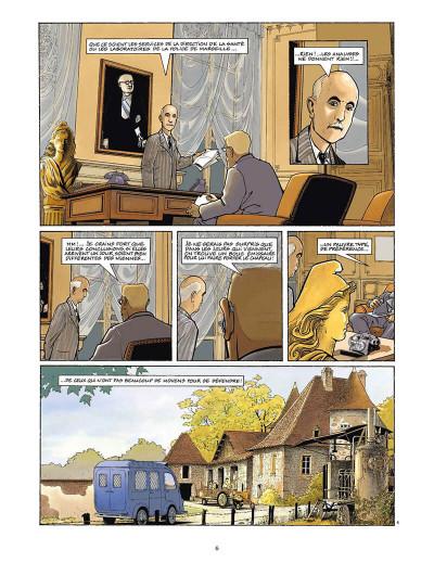 Page 7 le mal tome 1 - l'oeil du mur