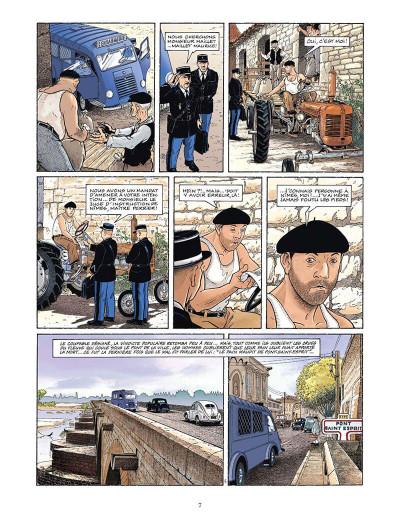 Page 8 le mal tome 1 - l'oeil du mur