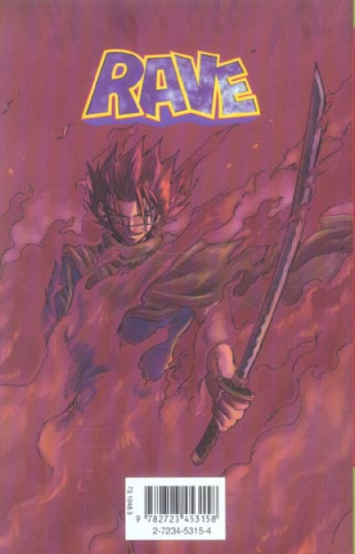 Dos rave tome 19