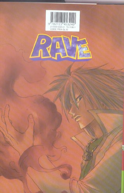 Dos rave tome 21