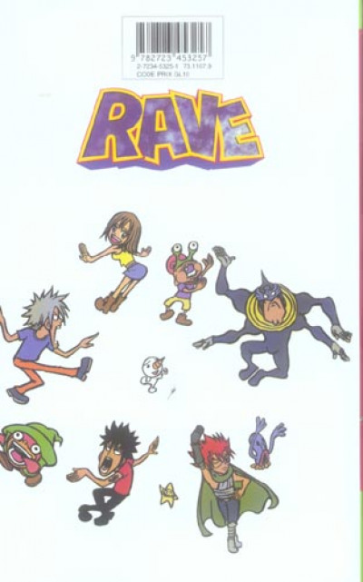 Dos rave tome 22