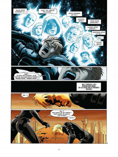 Page 8 nova genesis tome 4 - orion