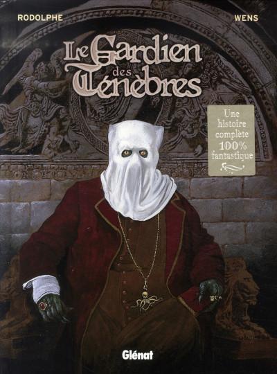 Couverture le gardien des ténèbres tome 1 - le cabinet du docteur ward