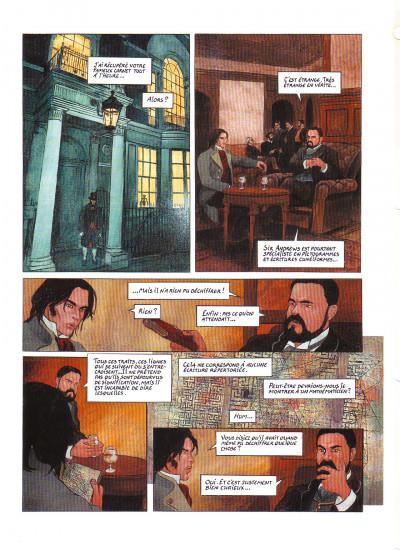 Page 2 le gardien des ténèbres tome 1 - le cabinet du docteur ward