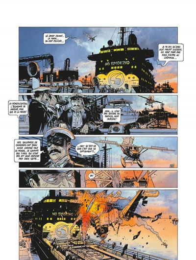 Page 5 les nouveaux tsars tome 3 - les fous de bakou