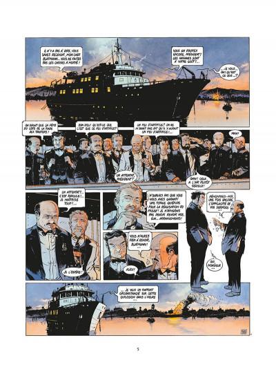 Page 6 les nouveaux tsars tome 3 - les fous de bakou