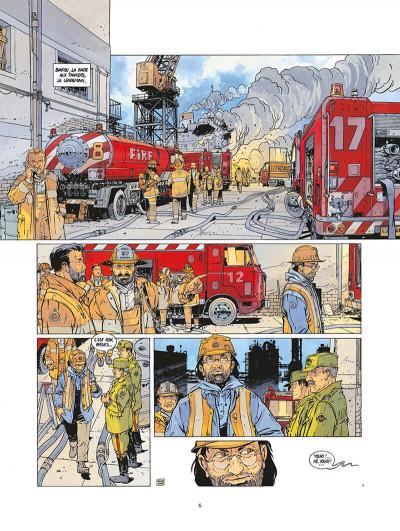 Page 7 les nouveaux tsars tome 3 - les fous de bakou