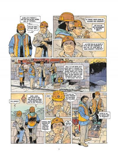 Page 8 les nouveaux tsars tome 3 - les fous de bakou
