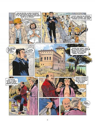 Page 9 les nouveaux tsars tome 3 - les fous de bakou