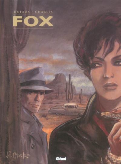 Couverture fox - intégrale tome 5 à tome 7