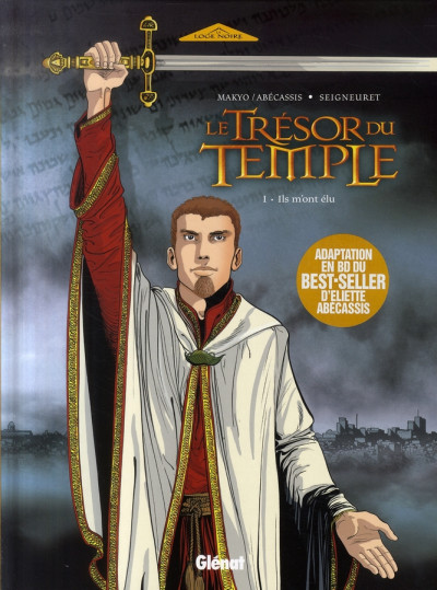 image de le trésor du temple tome 1 - ils m'ont élu