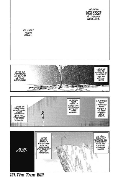 Page 8 bleach tome 16 - night of wijnruit