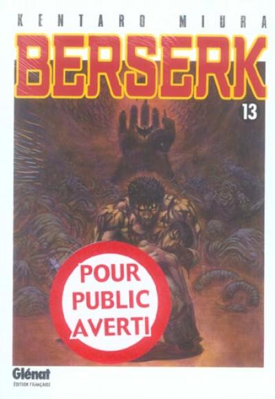 image de berserk tome 13