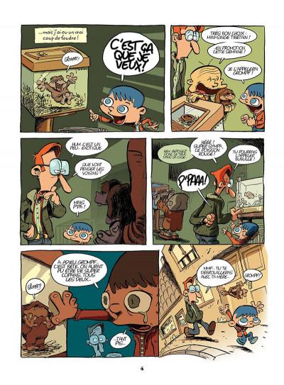 Page 3 mon ami grompf tome 1 - yéti de compagnie
