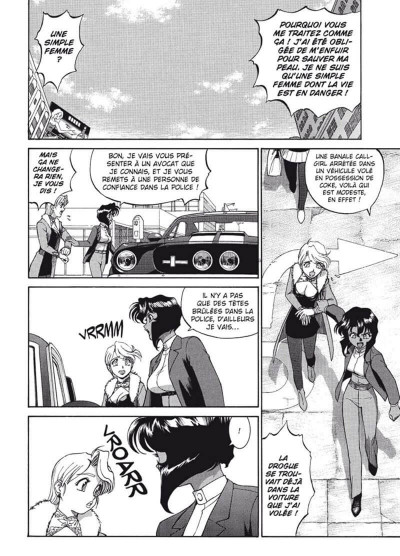 Page 7 gun smith cats burst tome 1