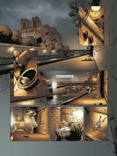 Page 6 voyageur tome 1 - présent