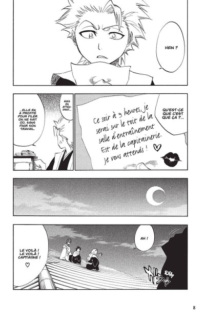 Page 7 bleach tome 20 - end of hypnosis