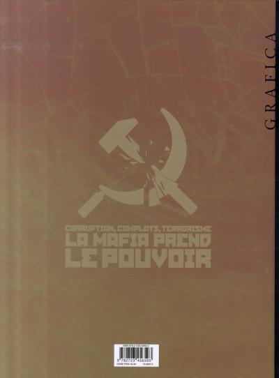 Dos les nouveaux tsars tome 4 - révolution, révolution