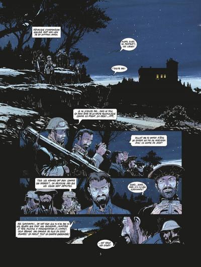 Page 4 les nouveaux tsars tome 4 - révolution, révolution