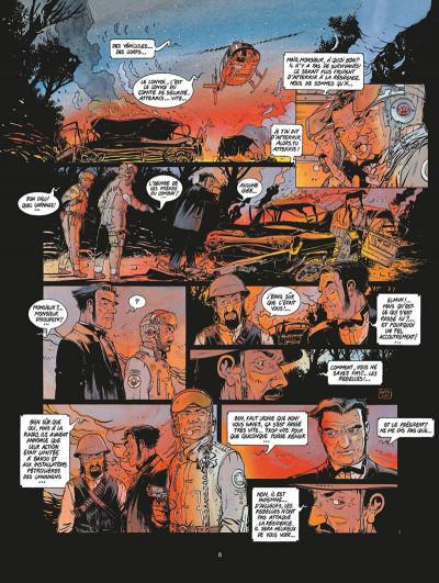 Page 9 les nouveaux tsars tome 4 - révolution, révolution