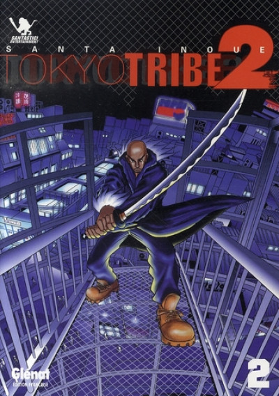 Couverture tokyo tribe 2 tome 2