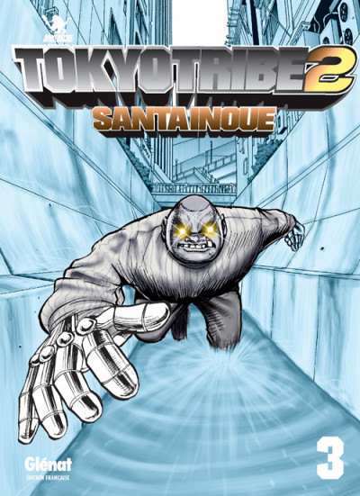Couverture tokyo tribe 2 tome 3