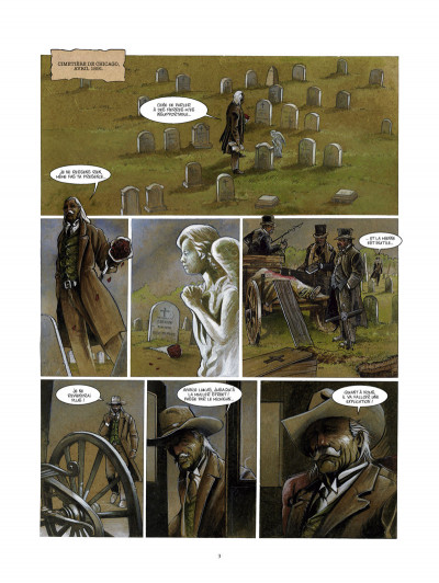 Page 1 h.h.holmes tome 2 - white city