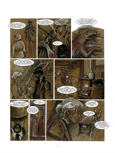 Page 3 h.h.holmes tome 2 - white city