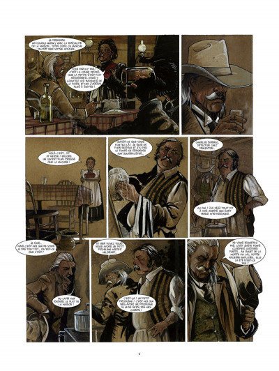 Page 4 h.h.holmes tome 2 - white city