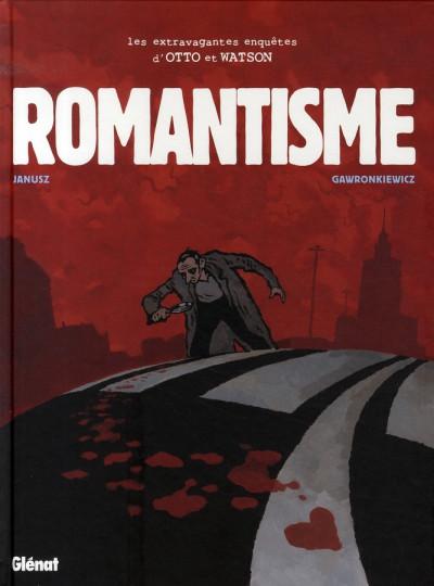Couverture Les extravagantes enquêtes d'Otto et Watson tome 2 - romantisme
