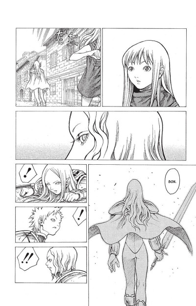 Page 9 Claymore tome 5