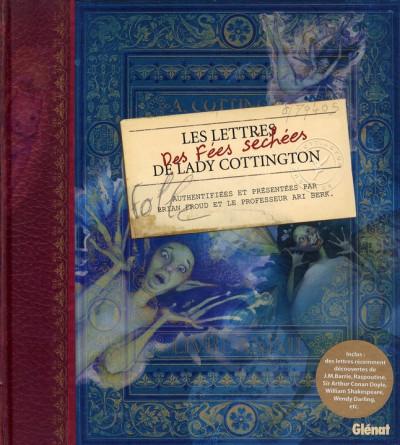 image de les lettres des fées séchées de lady cottington